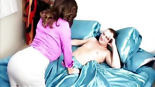Tara Holiday with stepson by Fastsexdating
