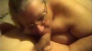 OmaGeiL Amateur Handjob and Blowjob Compilation