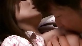 Japanese  Mom Fucking Hard Her Young Son