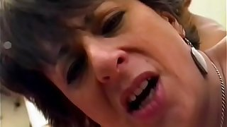 Little Anal Granny # 2 - Starring Candy Cooze