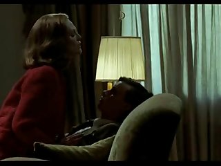 Moms want Sex 3  Julianne Moore jerks her son and climbs on his lap. Savage Grace (2007)