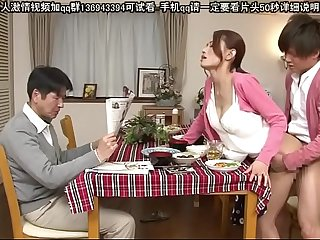 He cum inside his mother, in front of his father! Watch Full: