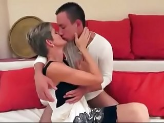 son fucks his old mother  DEALINGPORN.COM