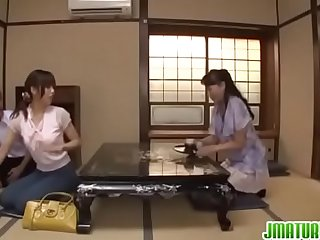 Japanese Mom fuck Stepson  Full: